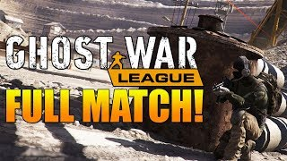FULL GHOST WAR PRO LEAGUE MATCH | HVT vs Caiman | Ghost Recon Wildlands PVP Pro League