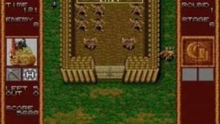 Gain Ground - Sega Genesis