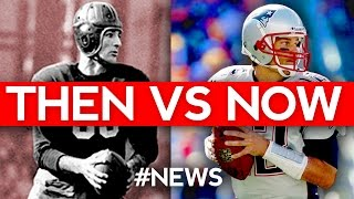 SUPERBOWL FACTS: THEN VS NOW - #NEWS