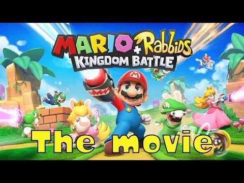 Mario + Rabbids Kingdom Battle: The Movie (All Cutscenes)