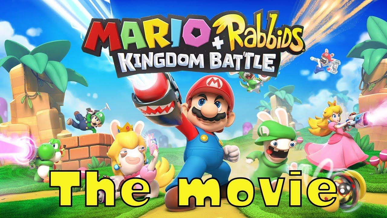 Steam Community :: Video :: Mario + Rabbids Kingdom Battle: The Movie (All  Cutscenes)
