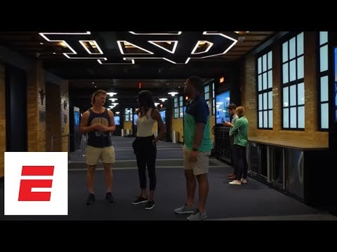 A Football All-access Tour Of The Notre Dame Campus With Maria Taylor | ESPN
