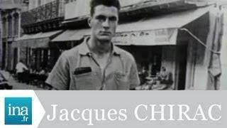 Portrait de Jacques Chirac  - Archive vidéo INA