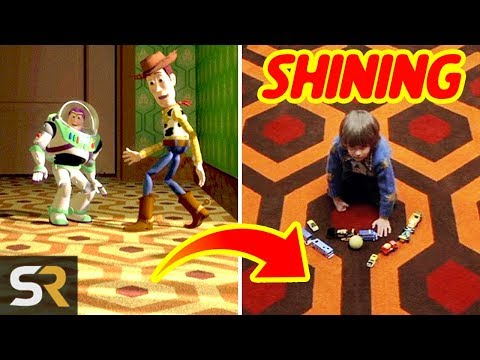 10 Creepy Horror Movie References You Missed in Animated Films