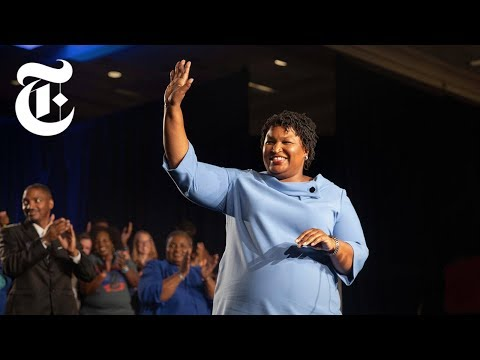 Who Is Stacey Abrams? The Face of the Democrats' SOTU Response | NYT News Mp3