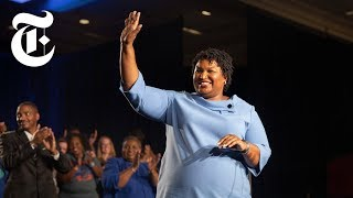 Who Is Stacey Abrams? The Face of the Democrats' SOTU Response | NYT News