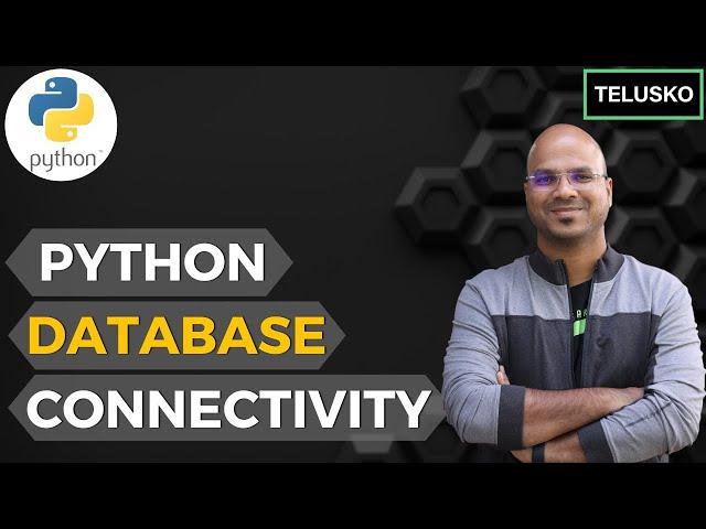 #73 Python Database Connection   MySQL