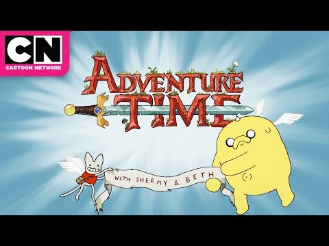 Adventure Time  Come Along With Me Finale Intro  Cartoon Network