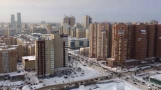 Астана крыша 27 этаж часть I(, 2017-01-11T09:55:44.000Z)