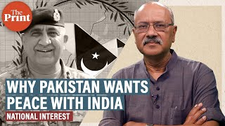 Why Pakistan' Gen Bajwa signals peace with India, nuances Kashmir & Modi prefers it over war as well