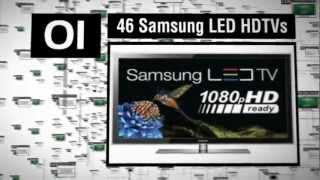 46 Samsung LED HDTV Deals