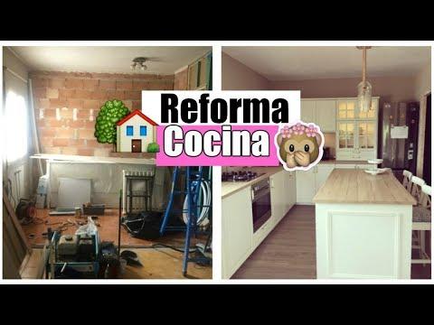 REFORMA COCINA IKEA Estilo Nórdico - YouTube