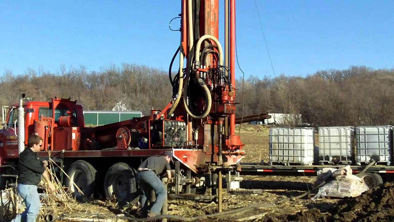 DIY Water Well Drilling - 6 Ways To Drill Your Own Well in ...