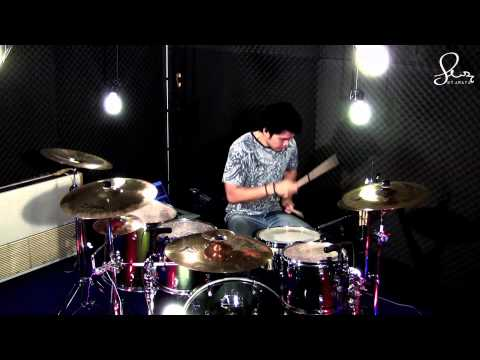 ARAYA - Trivium - Like Light To The Flies (Drum Cover)