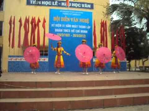 Múa Xuân về trên bản Mèo - 10A1 THPT Quảng Oai