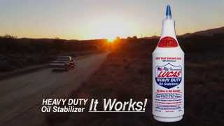 Lucas Oil - Heavy Duty Oil Stabilizer - Landscapes