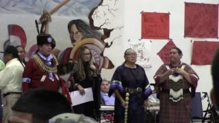 KD Edwards Gourd Dance & PowWow - City of Santa Fe Proclamation