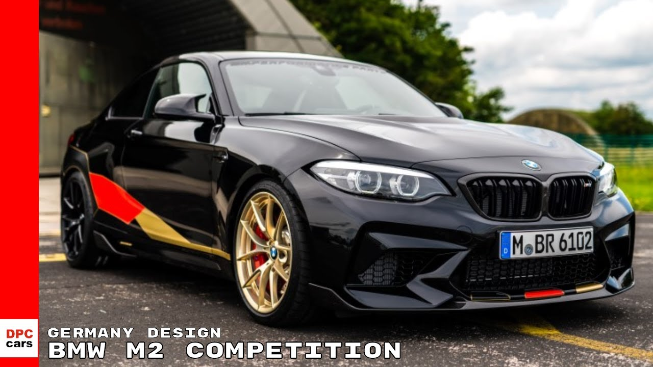 2019 Bmw M2 Competition Germany Design