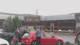 Demolition of strip club Sugar Shack underway