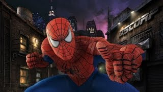 The Amazing Adventures of Spider-Man in 1080p HD~Universal Orlando