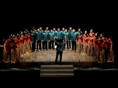 Witness (Jack Halloran) - Diponegoro University Choir