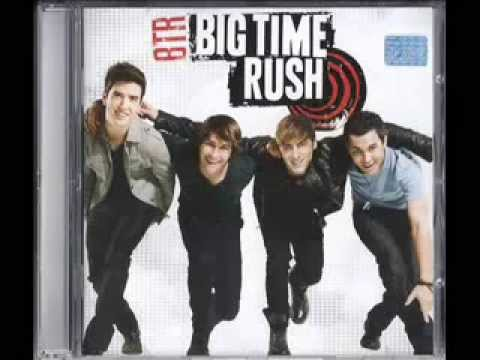 Big Time Rush   BTR UK fan edition Complete CD