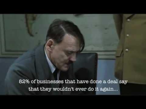 Hitler's Daily Deals - Groupon - Living Social - Reaction
