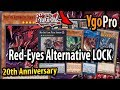"""Red-Eyes Alternative ON GUARD!"" - New LOCKDOWN! (YGOPRO)"