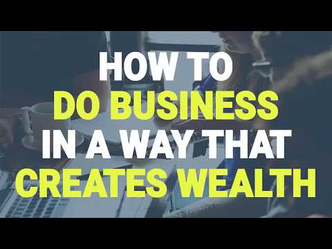 How to Do Business That Creates Wealth/Business Is a Learnable Skill/Million Dollar Business Secrets