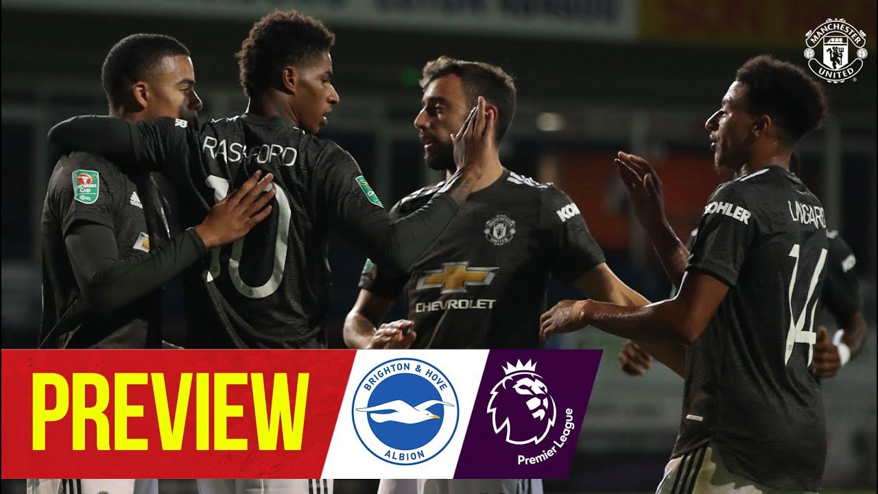 Preview | Brighton & Hove Albion v Manchester United | Premier League