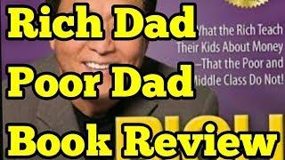 Rich dad poor dad Book Review / Rich dad poor dad book summary / Robert kiyosaki / Books videos/