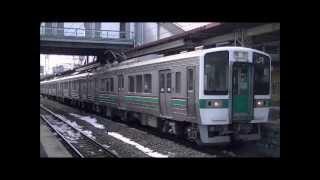 "It is music video 2 of the Japanese train. I made the video of the Japanese train with a theme song of ""sasamisan@ganbaranai"""