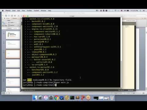 Node.js: Deploying, Monitoring and Scaling