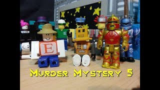 Murder Mystery 5 / A ROBLOX Stop Motion