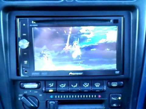 pioneer avh p4000dvd in 91 toyota mr2 youtube rh youtube com pioneer avh-p4000dvd manual de instalacion pioneer avh p4000dvd manual trobble shotting