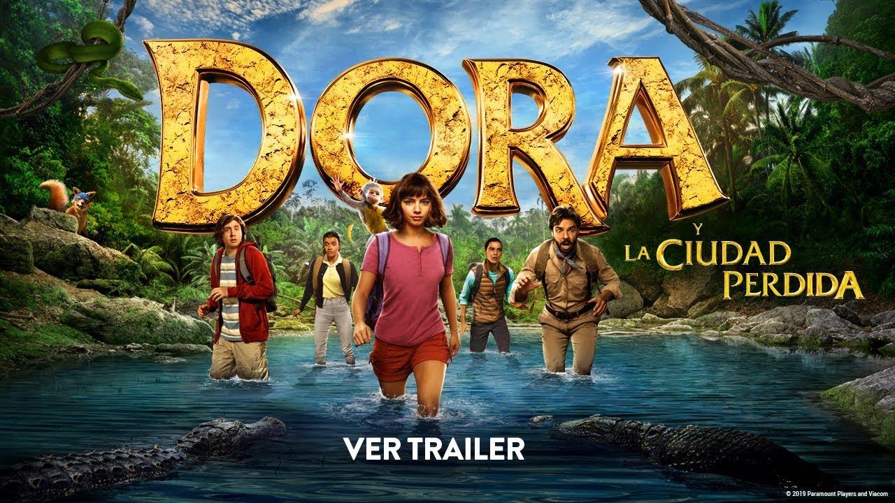Dora y la Ciudad Perdida | Película de acción real y aventuras