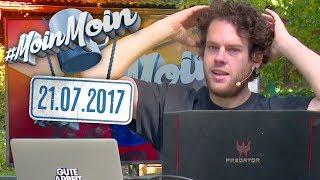 OJ Simpson ist frei, Schubsen auf Wikipedia, Roboterhunde | MoinMoin mit Florentin