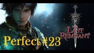 The Last Remnant X360 [HD] Perfect Walkthrough Part 23 - Jager & Lob Omen