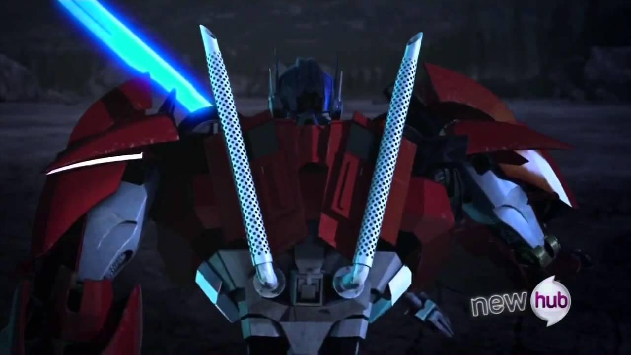 free transformers prime music videos