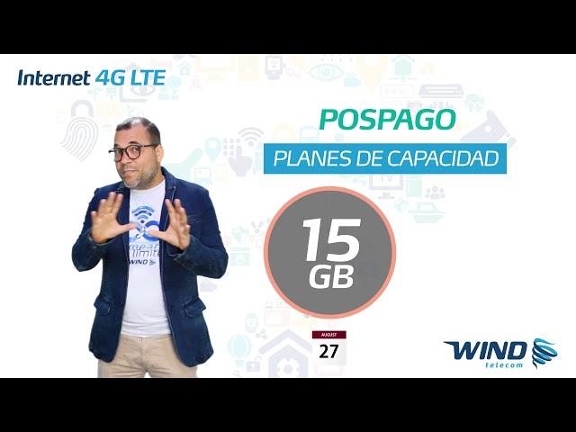 Internet  Planes de Capacidad Wind Telecom