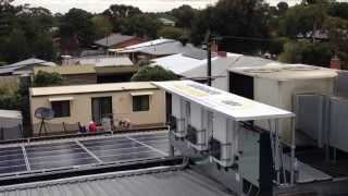 100kW SOLAR INSTALL BY ADELAIDE SOLARSAFE