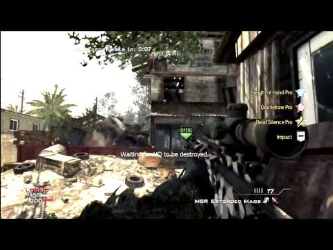 XGeN vs War #13 2-0 MW3