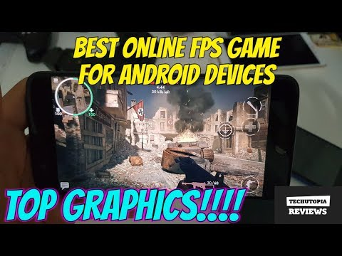 World War Heroes Gameplay OnePlus 5 HIGH settings/Best graphics online FPS Game Android 2017/2018?