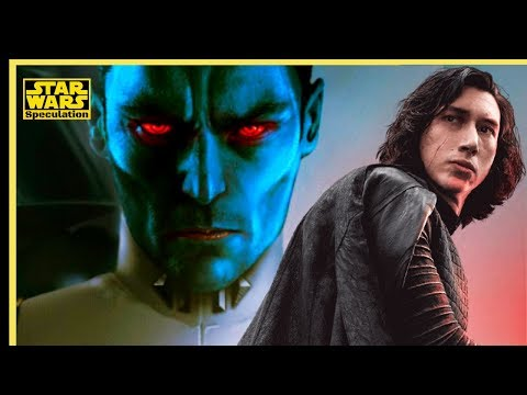 Timothy Zahn Reveals If Thrawn Would Join the First Order! Star Wars Speculation