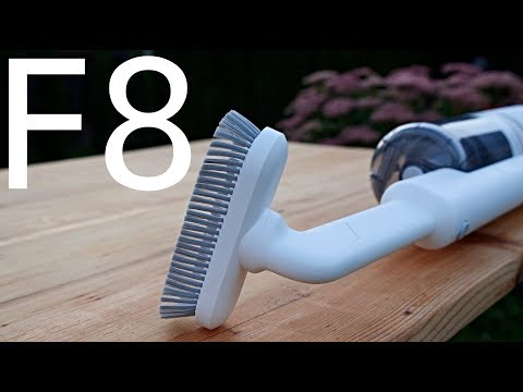Xiaomi Roidmi F8 Review - The Best Affordable Cordless Vacuum Cleaner 2018