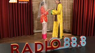 radio 888 - tap 48 chuyen tinh tan ben thuong hai harry lu - will - yu