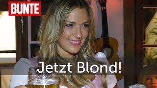 Simone Ballack - Sie ist jetzt blond!  - BUNTE TV