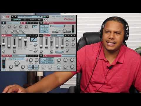 Pure Synth Platinum Version 2 - Sound Demo 2