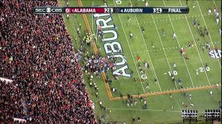 Download 2013 Iron Bowl ending HIGH DEFINITION Auburn beats Alabama Mp3 and Videos