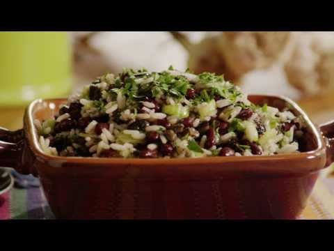 Spicy Black Bean and Rice Salad | Vegetarian Recipes | AllRecipes